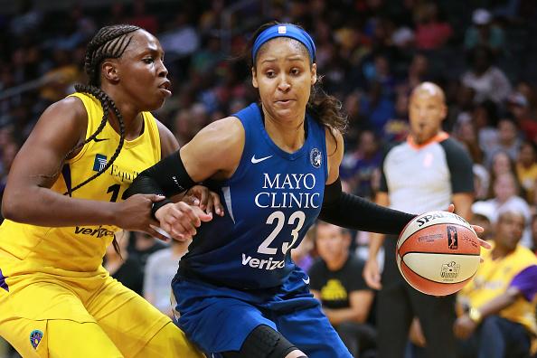 Maya Moore WNBA
