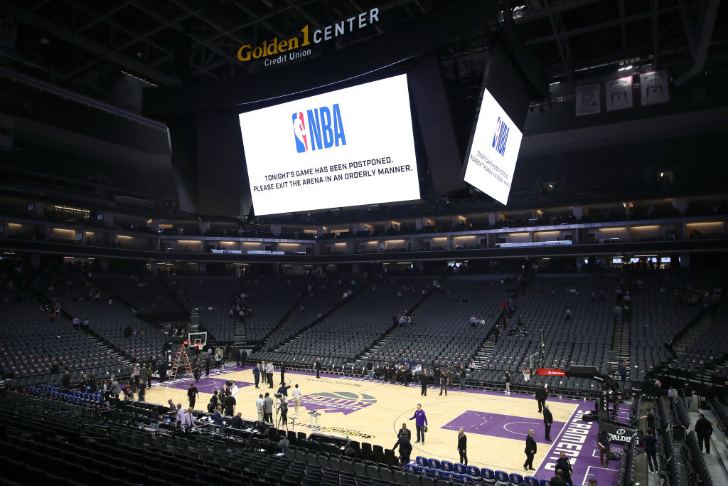 Coronavirus Causes NBA suspension