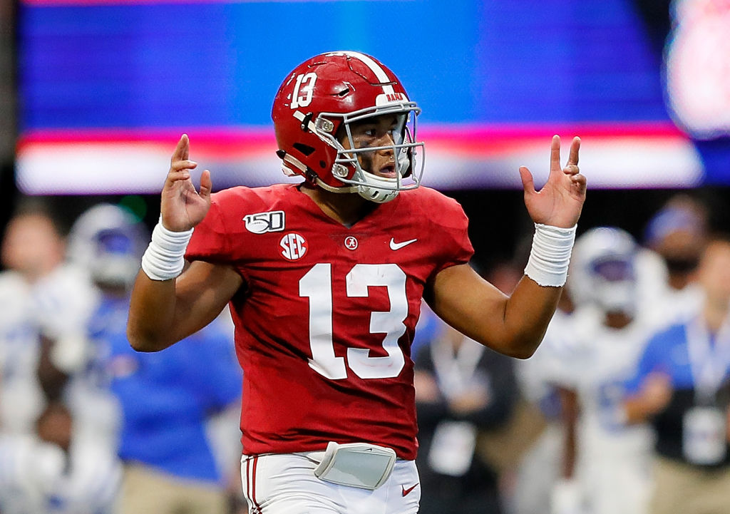 Could the Demise of the Left-Handed Quarterback Hurt Tua Tagovailoa in the NFL?