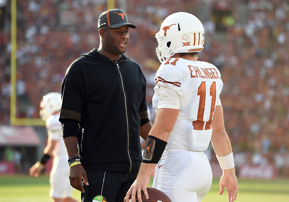 Vince Young had a historic season his last year at Texas