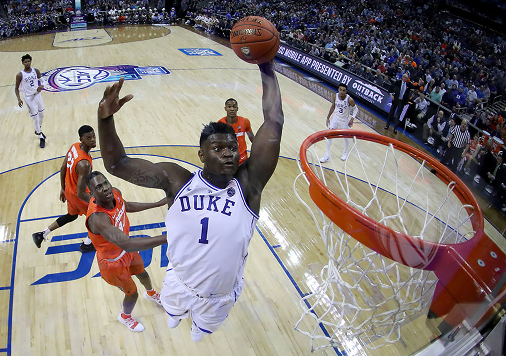 Zion Williamson Is Quickly Erasing the Stigma That Duke Players Can't Survive in the NBA