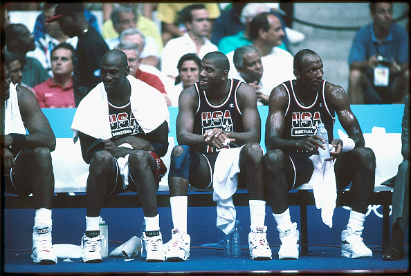 1992 Olympics team