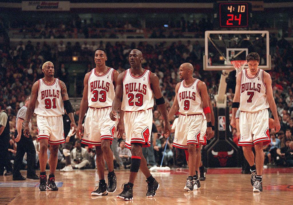 Last Dance' Season of the Chicago Bulls