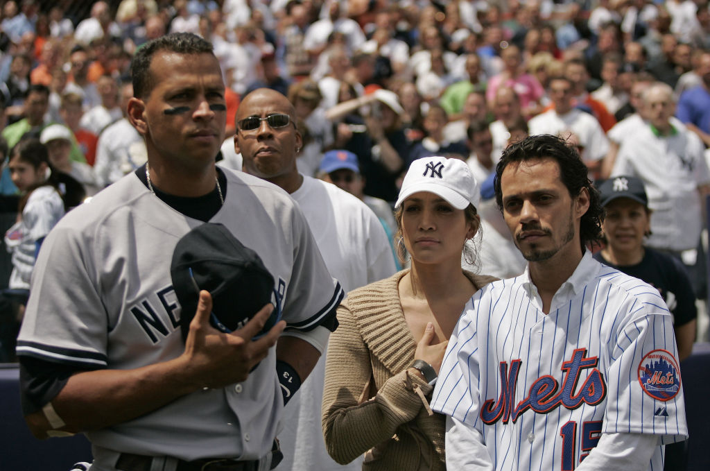 Alex Rodriguez and Jennifer Lopez Planning to Buy New York Mets