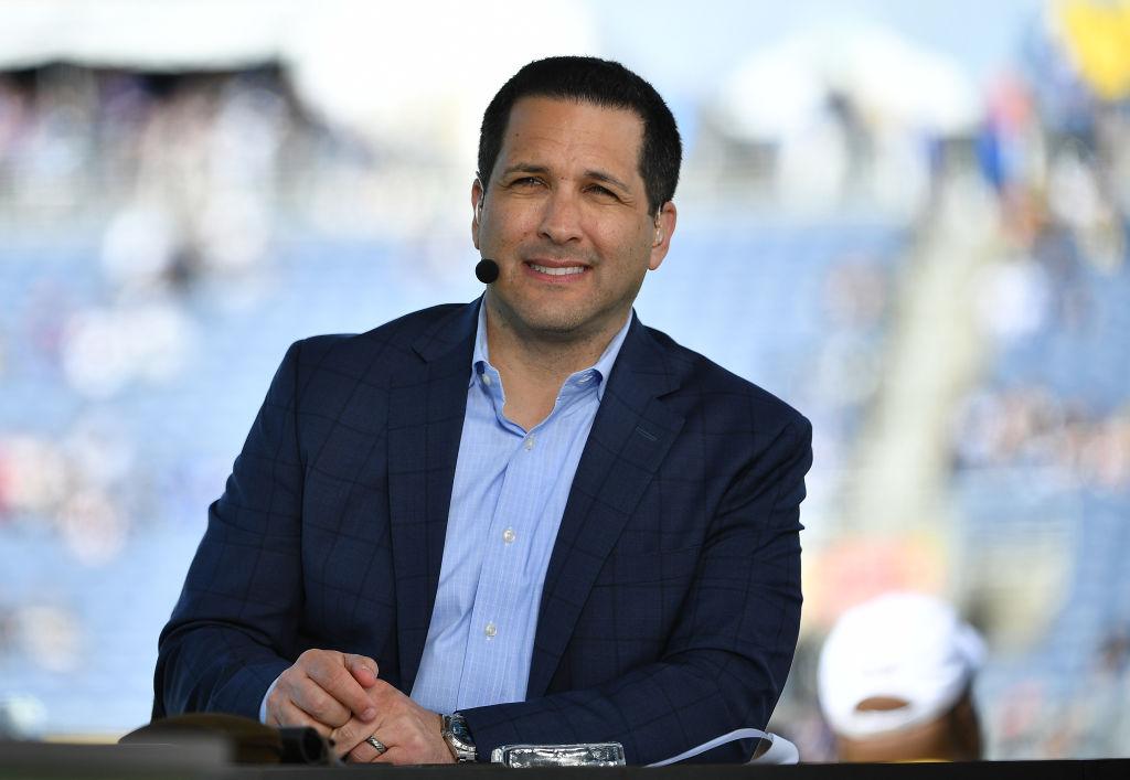 ESPN reporter Adam Schefter