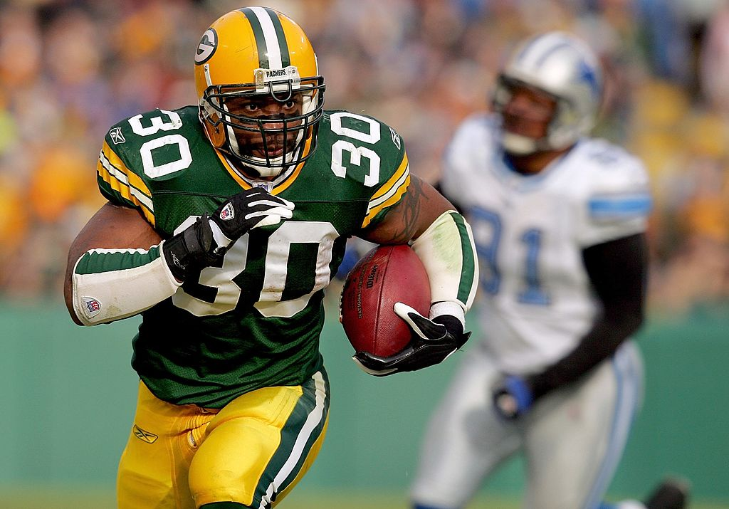 Ahman Green is the Green Bay Packers' all-time leading rusher. Now, he is a coach of an esports team at a Wisconsin college.