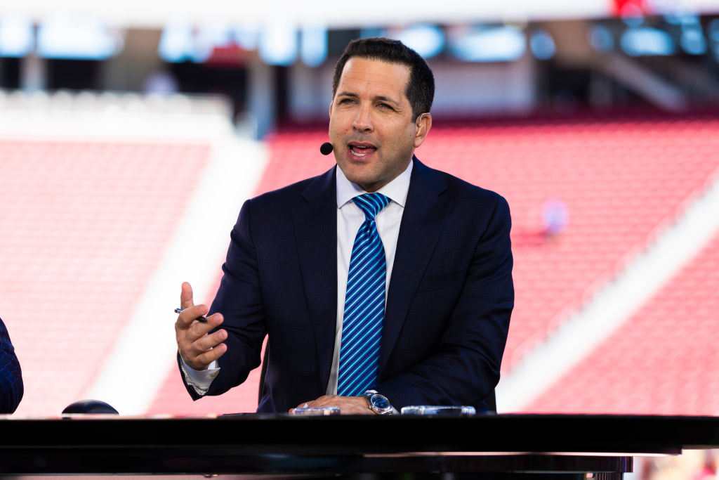 Adam Schefter is a top NFL insider at ESPN, and his podcast is one of the best ways for fans to keep track of breaking NFL news.