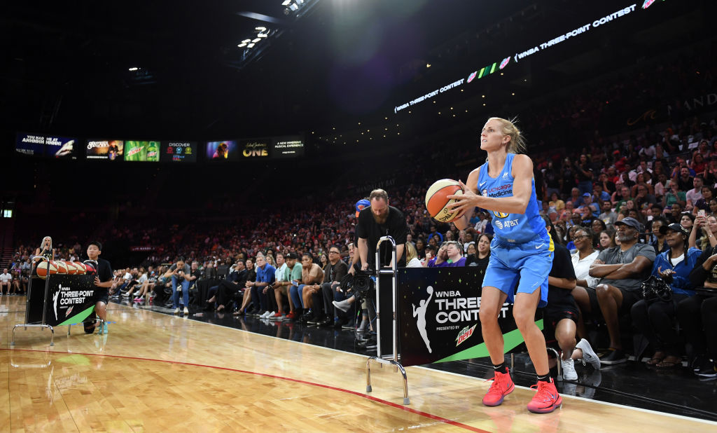 Allie Quigley Shocked Chris Paul in H-O-R-S-E, but Who Exactly Is She?