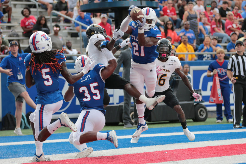 The Las Vegas Raiders found a steal in Louisiana Tech cornerback Amik Robertson. The 5-foot-8 Robertson can become one of the NFL's top defenders.