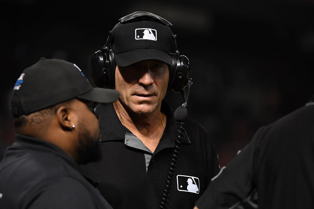 Angel Hernandez, MLB umpire