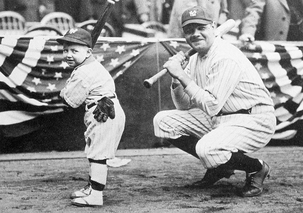 Baseball legend Babe Ruth was the sport's highest paid player in 1920. How much would Ruth make if he played in 2020?