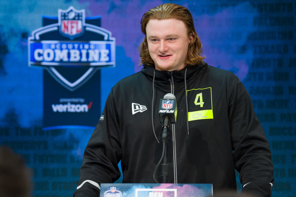 Ben Bartch became a Jaguars NFL draft pick by gaining 60 pounds in college thanks to the nastiest homemade protein shake.