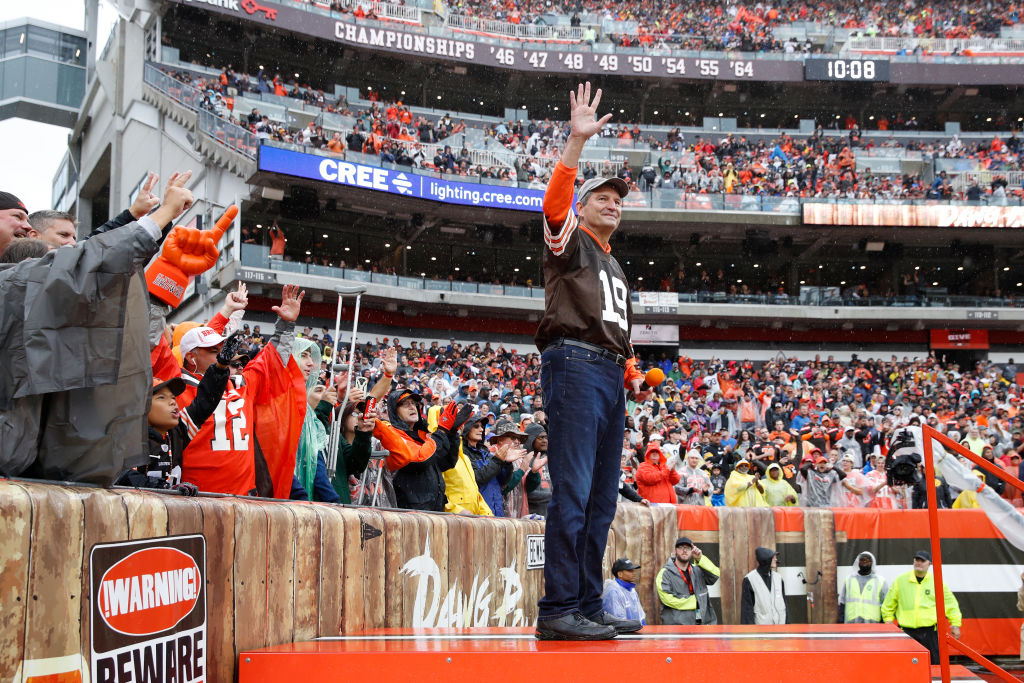 Bernie Kosar went from being a Cleveland Browns legend to going broke with just $44 left in his checking account.