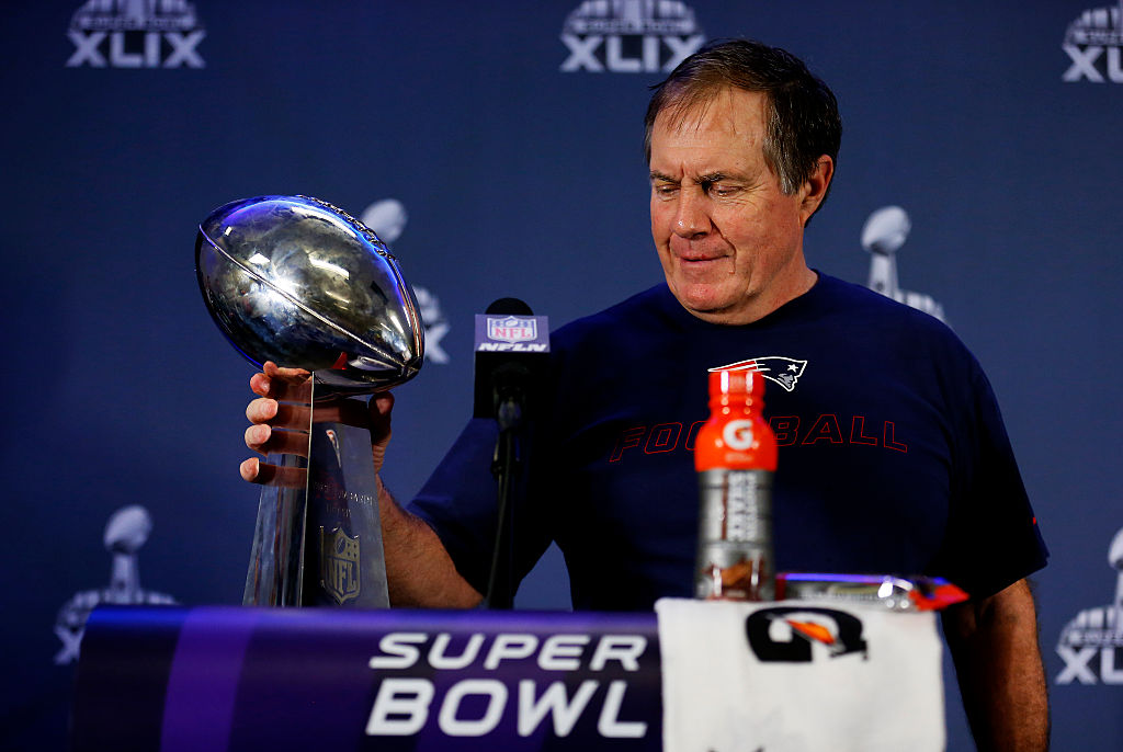 Bill Belichick headlines NFL general manager who should be considered for the NFL All-Decade Team.