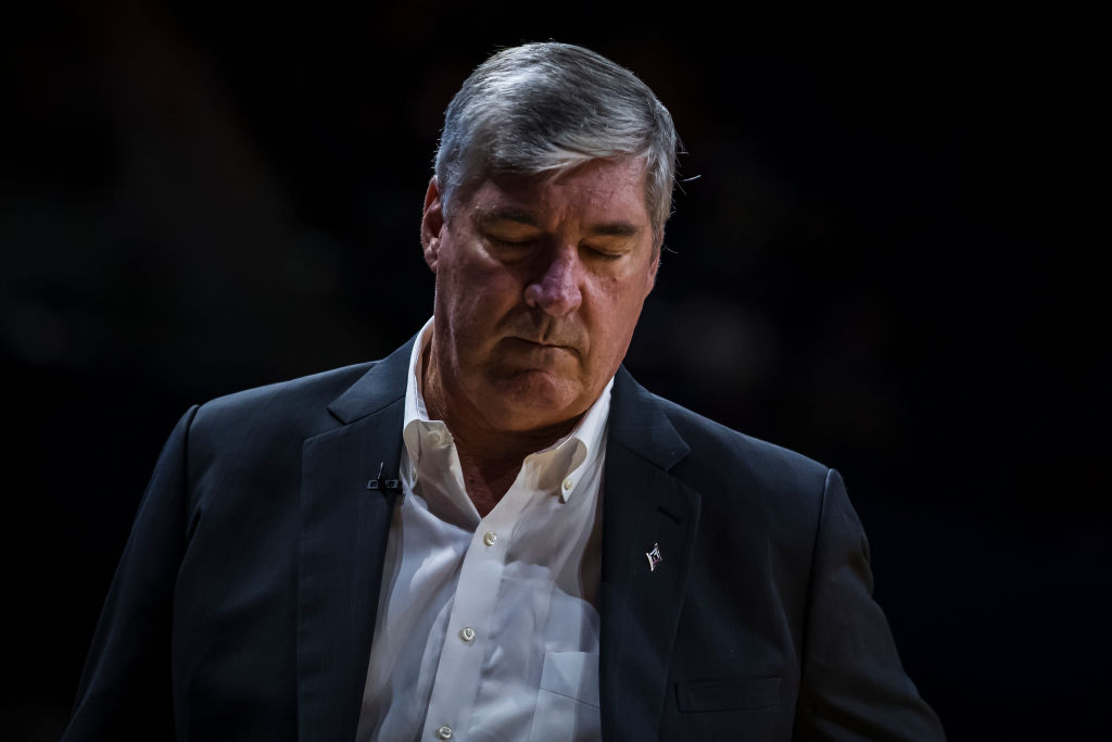 Bill Laimbeer Detroit Pistons