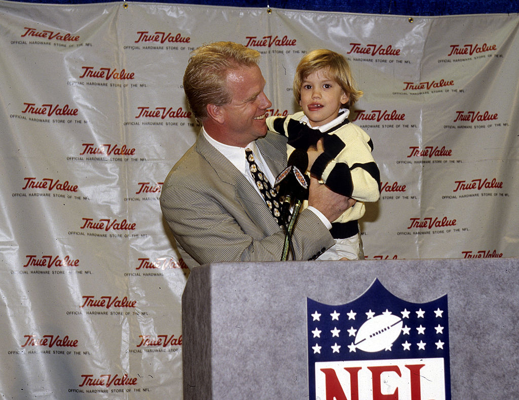 Boomer Esiason and His Son Gunnar Are Winning the Fight Against Cystic Fibrosis