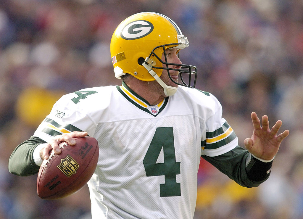 Brett Fave had a lot of success for the Green Bay Packers, New York Jets, and Minnesota Vikings. He however, was sued a couple of years ago.