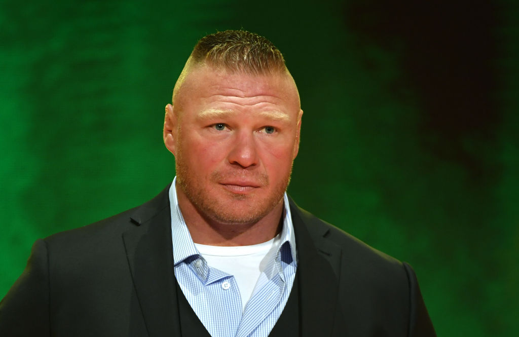 Brock Lesnar: How Much Is the WWE Star and Former UFC Champ Worth?