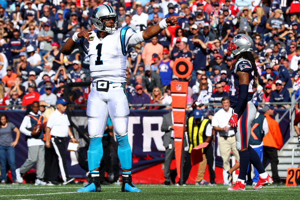 Bill Belichick and Cam Newton could make magic together with the Patriots.