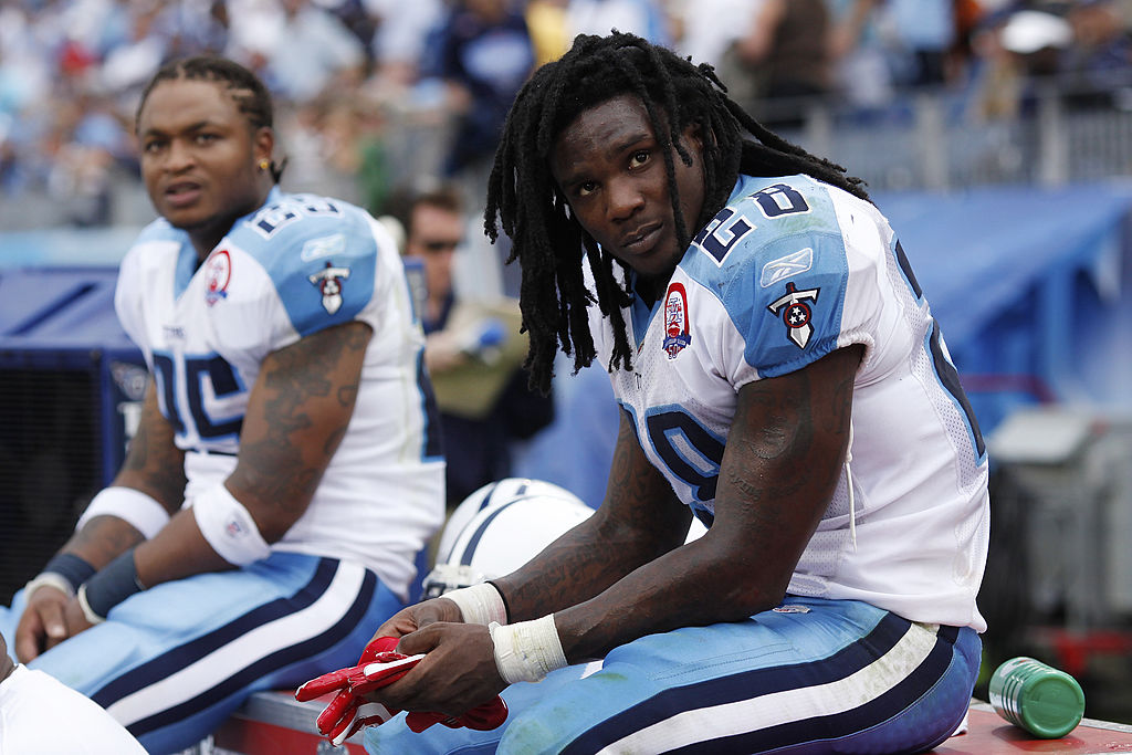 Chris Johnson Facing Accusations of Taking Part in Murder-For-Hire Scheme