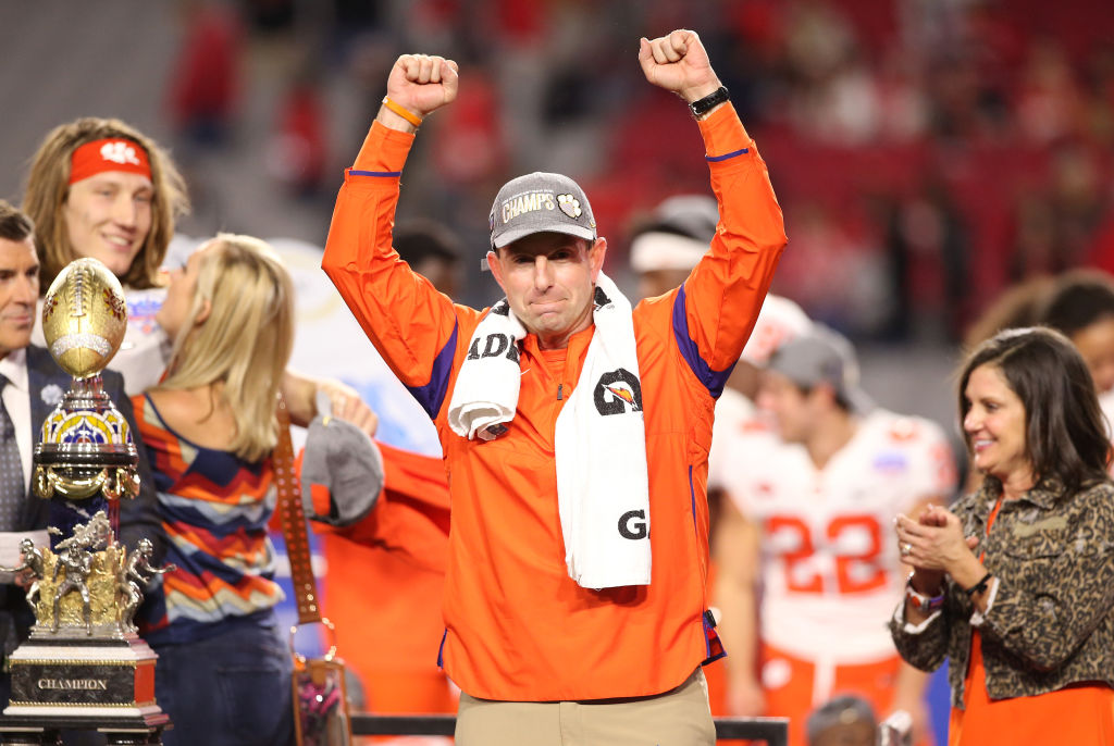 Dabo Swinney Defies Stay-at-Home Guidelines; Upset Fans Respond