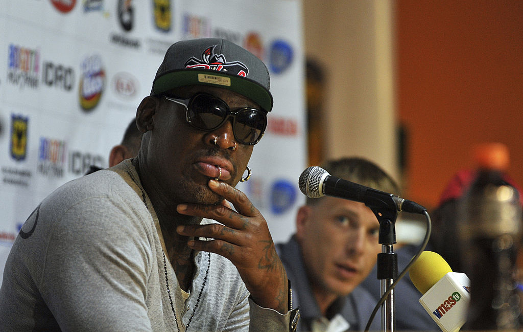 Dennis Rodman gave some insight into the science of rebounding on The Last Dance. He is proving that he should be an NBA coach.