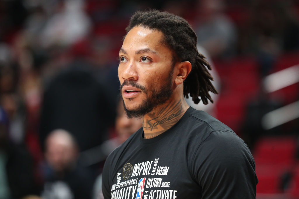Derrick Rose's Brothers Did Whatever It Took to Protect His NBA Dreams