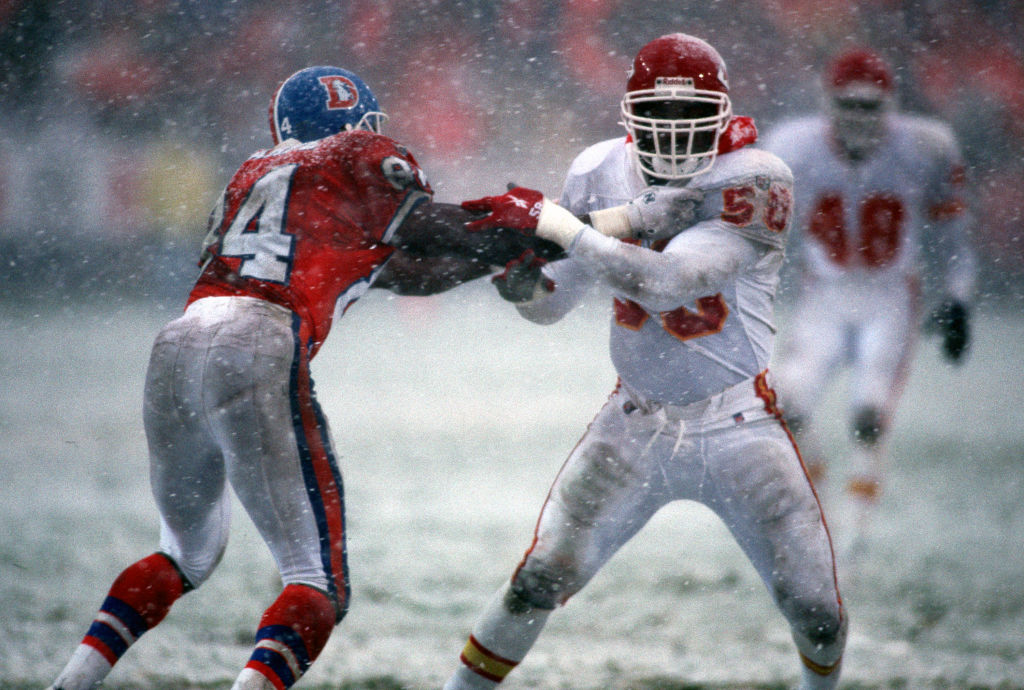 Derrick Thomas and the Tragedy That Took a Legend's Life Too Soon