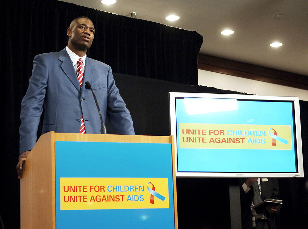 Dikembe Mutombo Has Saved Countless Lives Since Leaving the NBA