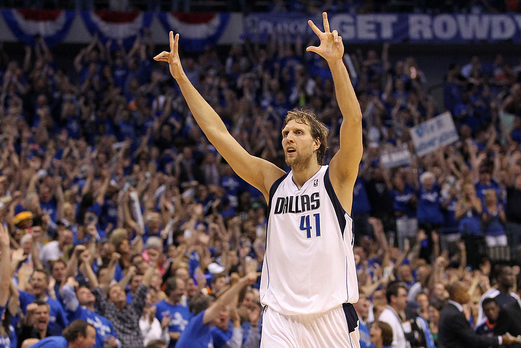 Dirk Nowitzki's Loyalty to the Dallas Mavericks Could've Cost Him More Than $200 Million