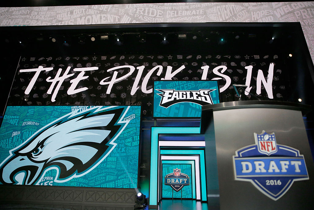 An NFL Draft pick by the Eagles didn't learn of his fate till 55 years later.