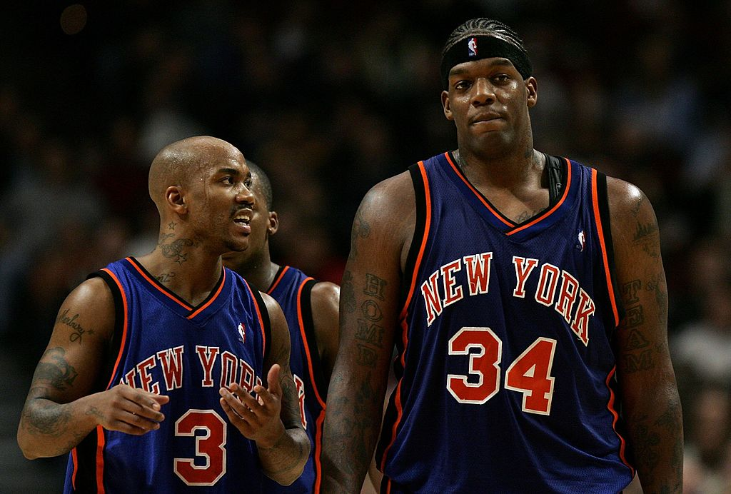 Eddy Curry flamed out with the Knicks and racked up insane bills off the court.
