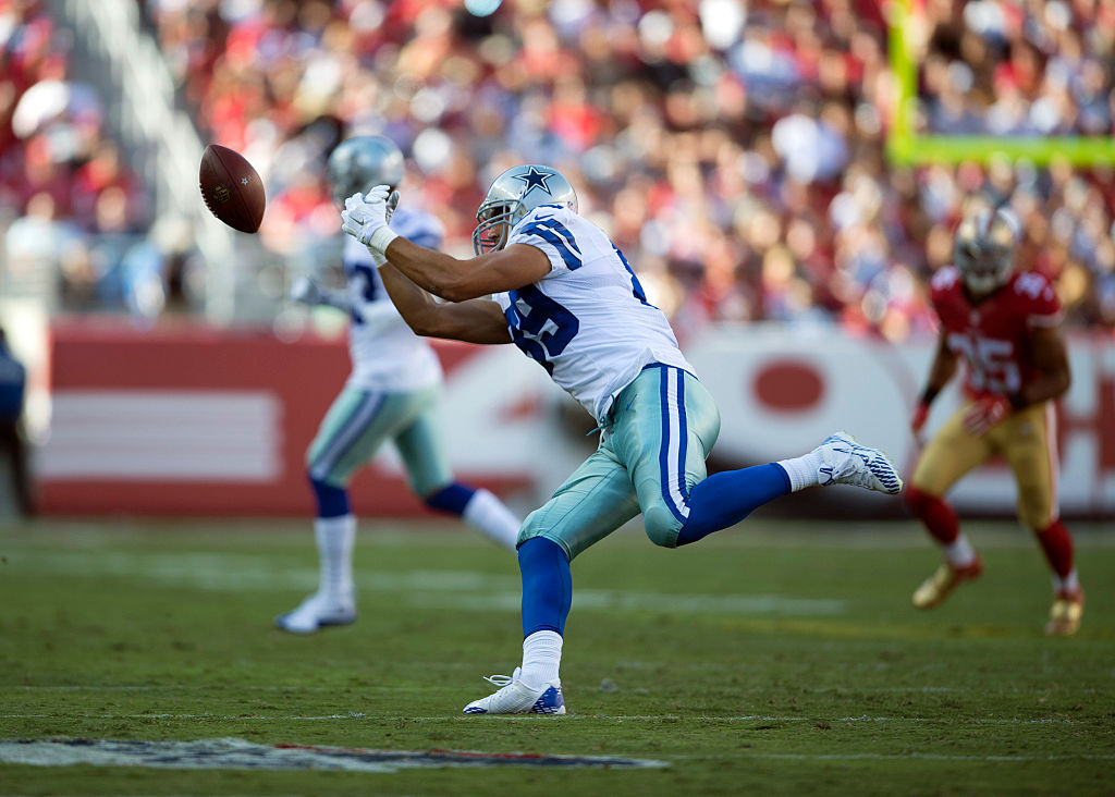 Gavin Escobar failed to develop into a pass-catching threat in Dallas.