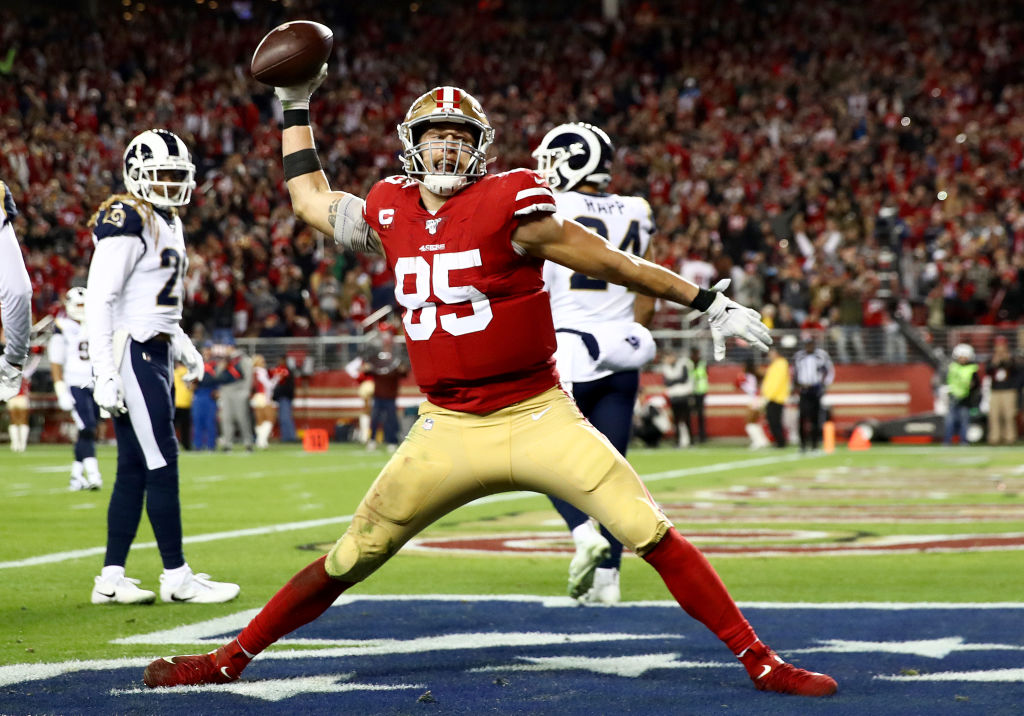 George Kittle Says Super Bowl Loss Was One of the Worst Moments of His Life