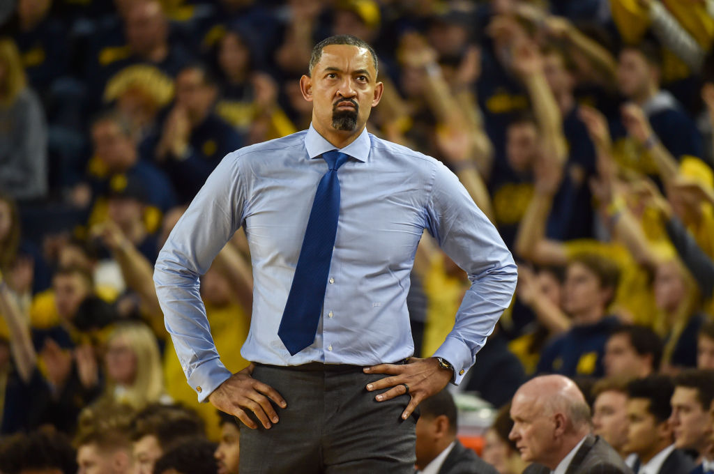 Michigan fans, avert your eyes. Juwan Howard and the Wolverines just had their worst day as a program since their title loss in 1993.