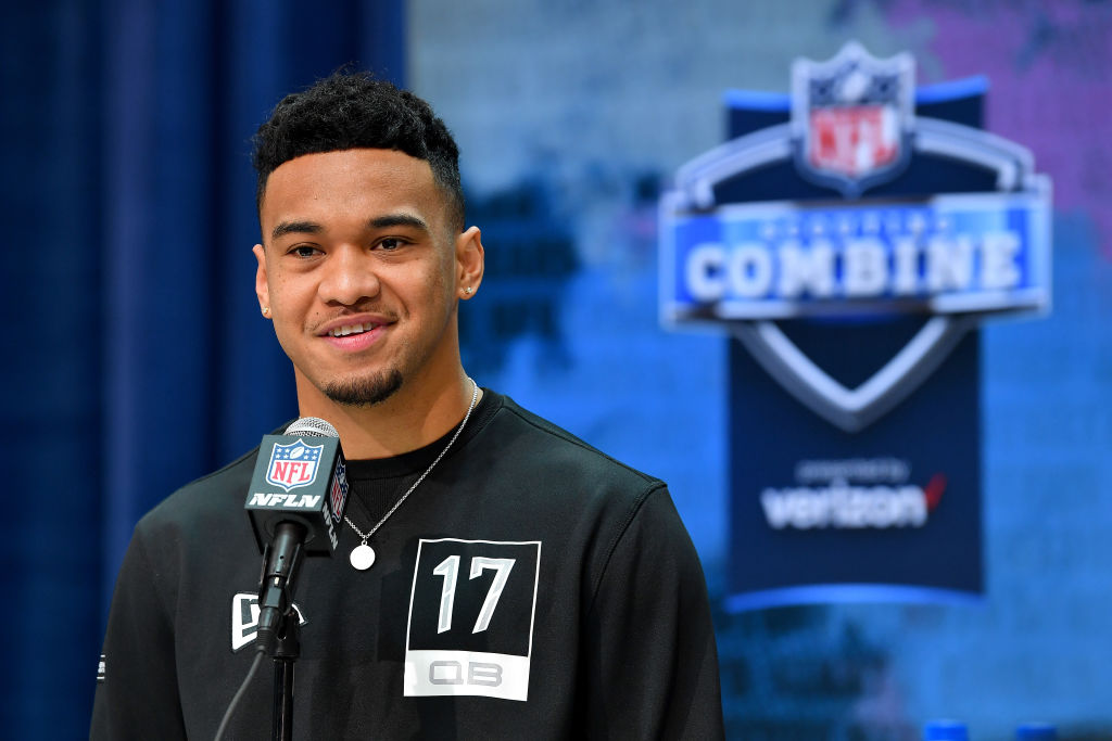 The Dolphins have the worst quarterback room in the NFL, but that can easily turn around in the near future thanks to the NFL Draft.