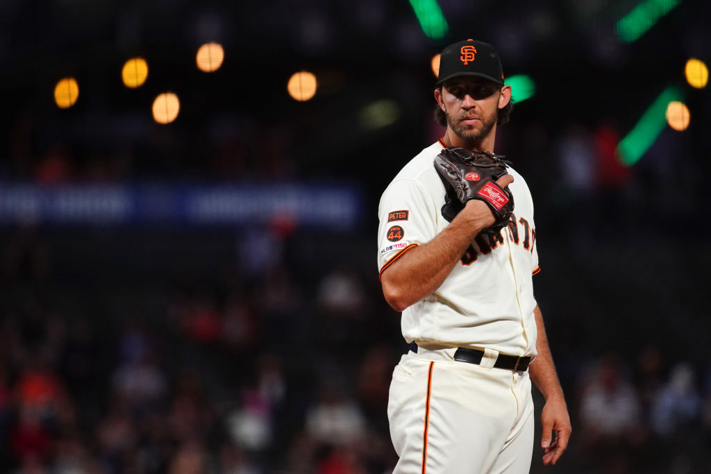 Madison Bumgarner is a simple man. So simple, in fact, that he once dated a girl with the same name as his and couldn't have cared less.