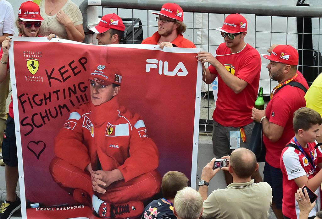 Formula One legend Michael Schumacher is one of the richest athletes alive, but a traumatic brain injury in 2013 changed his life forever.