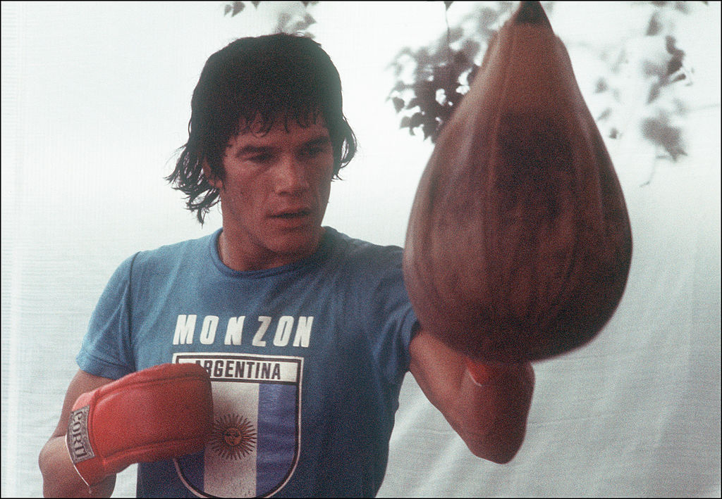 Carlos Monzón was a hard-hitting boxer, but his violent personality outside the ring led to the tragic end to his and his girlfriend's life.
