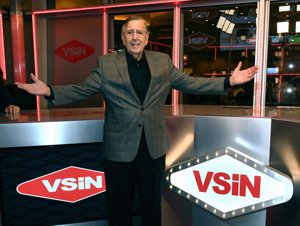 Brent Musburger is a legend in the broadcasting world, but did you know he's on the air today talking sports gambling after retiring in 2017?