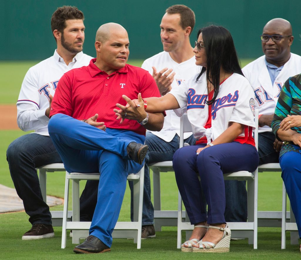 "Hall-of-Fame catcher Ivan ""Pudge"" Rodriguez actually had to choose between his scheduled wedding and his MLB debut in 1991."