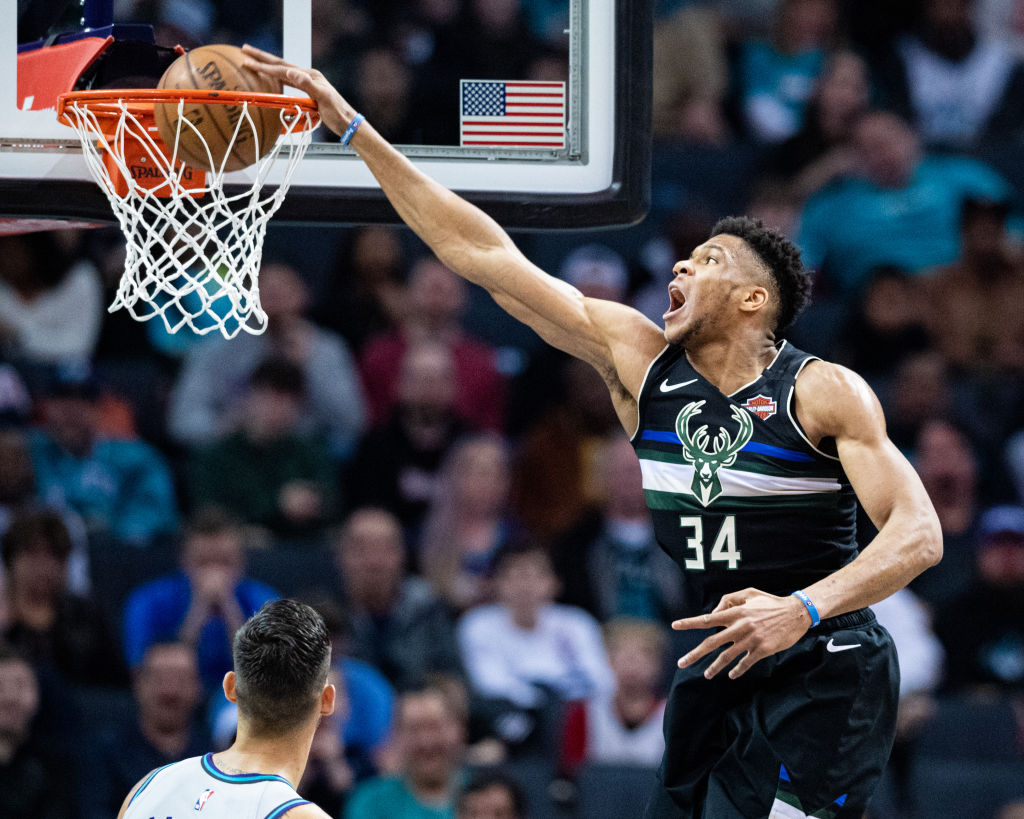 Giannis Antetokounmpo Still Adhering to Kobe Bryant's Basketball Advice