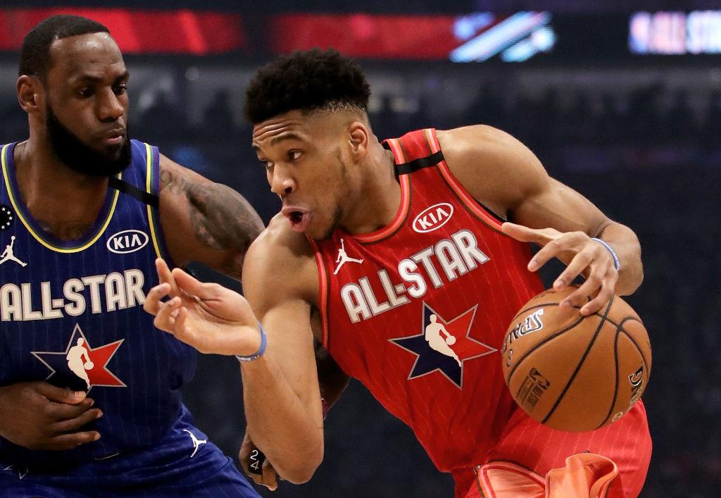 LeBron James or Giannis Antetokounmpo for MVP? HOF Guard Isiah Thomas Weighs In
