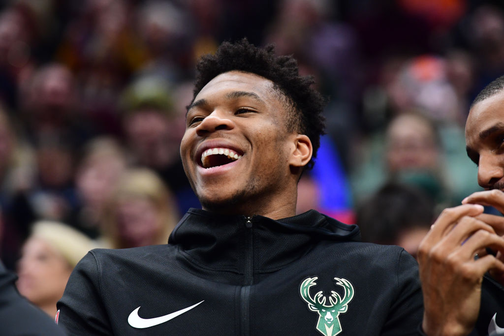 Giannis Antetokounmpo is one of the greatest players in the NBA. In his free time, though, Antetokounmpo loves reality TV and The Challenge.