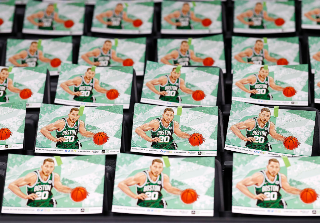 Basketball cards featuring Gordon Hayward of the Boston Celtics