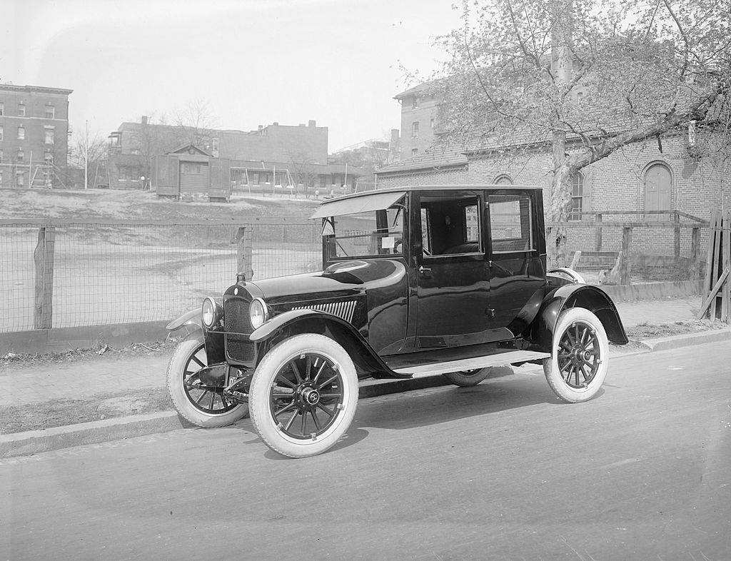 The Hupmobile