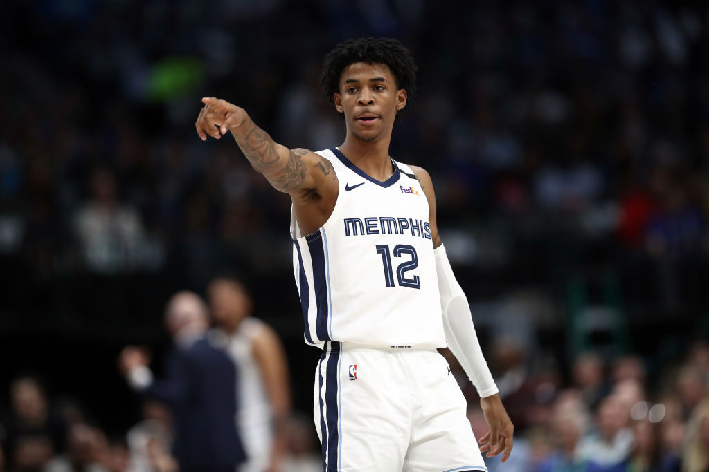If not for a trip to the snack bar, Ja Morant's basketball career could have been much different.