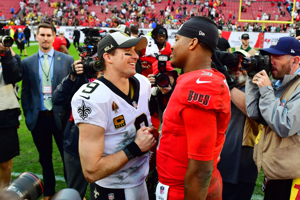 Jameis Winston and Drew Brees are now Saints teammates with key roles for the 2020 season.