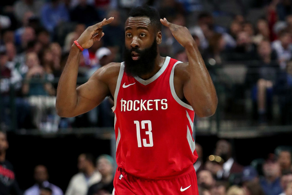 James Harden Told His Mother He Was Going to Be a Star When He Was a Child