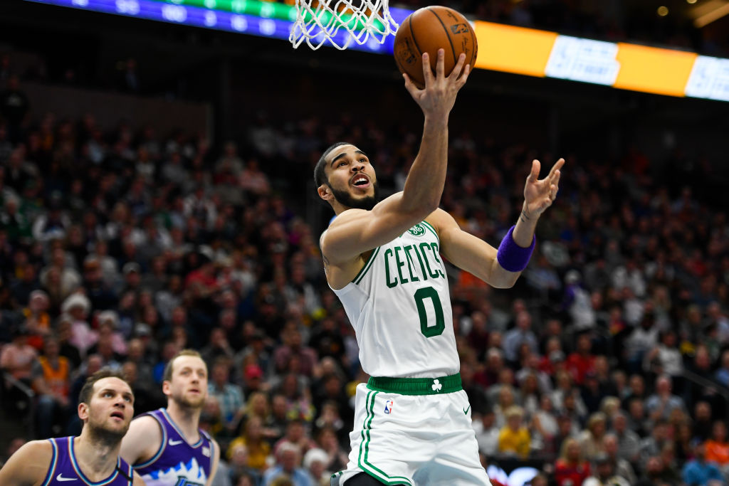 Jayson Tatum is one NBA star who dominate a H-O-R-S-E tournament.